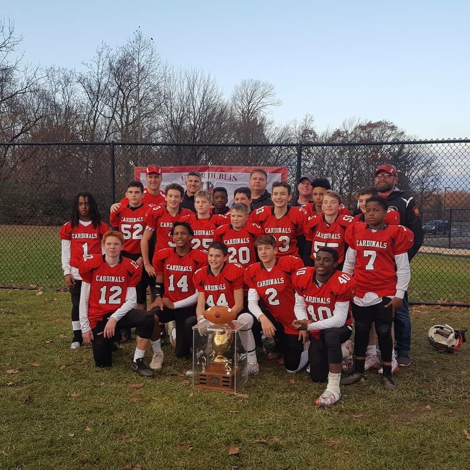 Youth Football Wins Championship